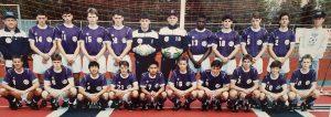 1990 North Thurston boys soccer team