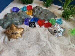 Olympia Therapy Sandtray Play Therapy image on Hope