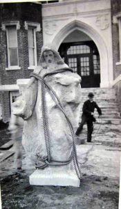 SMU-Sacred-Heart-statue-1919