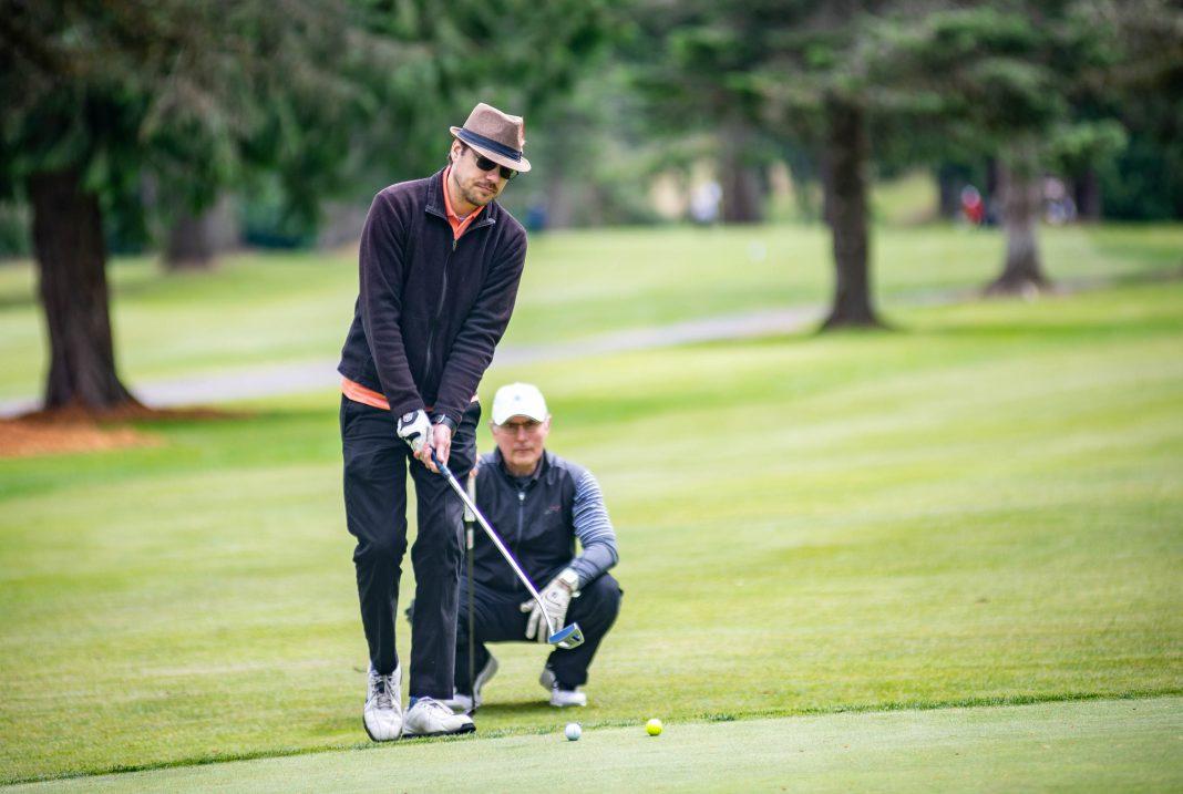 SPSCC Foundation Clipper Scramble Golf Tournament Golfing Team