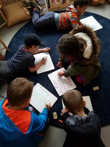Sound to Harbor Preschool Enrollment Fine Motor Skills