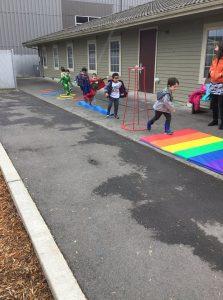 Sound to Harbor Preschool Enrollment Outdoor Play