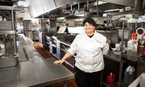Tawni Andrews SPSCC Graduate Student Speaker Culinary Program