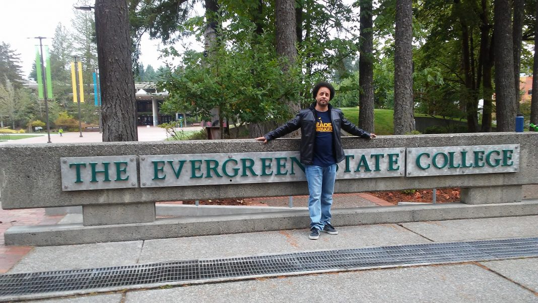 The Evergreen State College James JJ Jackson Graduate
