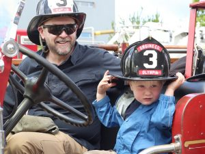 The Hands on Childrens Museum Fire Rescue Spectacular 2019