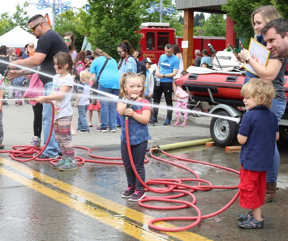 The Hands on Childrens Museum Fire Rescue Spectacular 2019 9