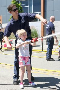 The Hands on Childrens Museum Fire Rescue Spectacular 2019 Olympia Fire Department