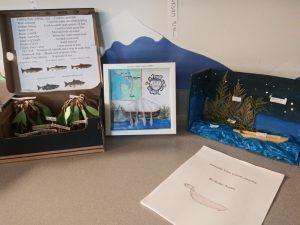 Ridgeline Middle School Nisqually Project