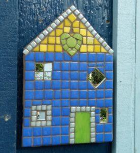Plum St. Village Community Mosaic @ Plum St. Tiny House Village