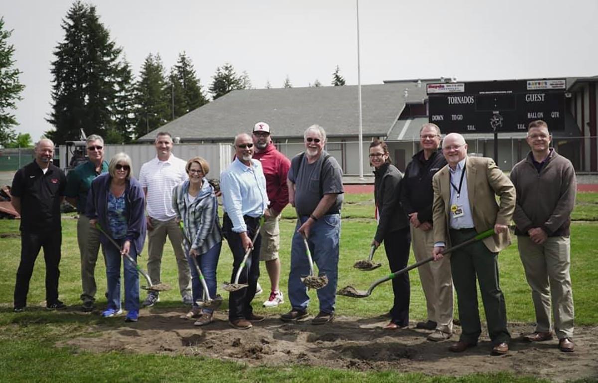 Yelm High School Stadium Gets An Upgrade Thurstontalk