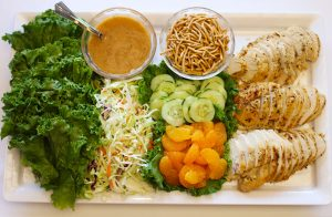Bayview Catering Asian Tray