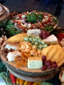 Bayview Catering Cheese Plate