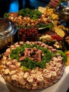 Bayview Catering finger foods