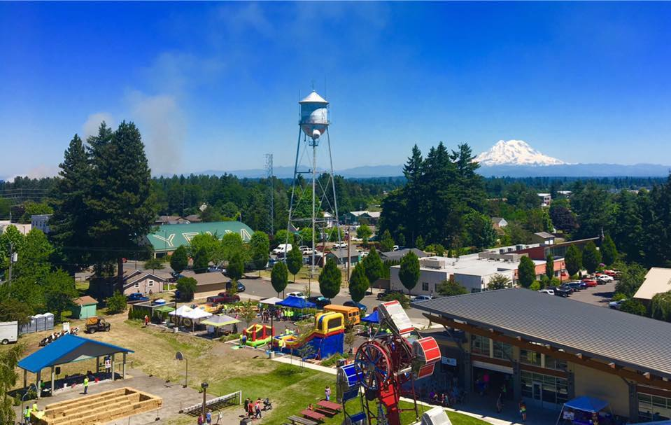 City of Yelm Water Tower Project