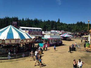 Grays Harbor County Fair Rides