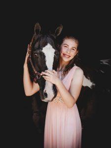 Katelyn Dorsey South Bay Horse 4H