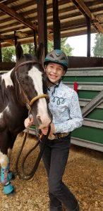 Katelyn Dorsey South Bay Horse 4H Vegas
