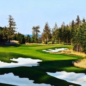 Little Creek golf 2019 Salish Cliffs Golf Club
