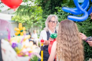 Olympia Farmers Market Berry Harvest Celebration Strawberry Balloon