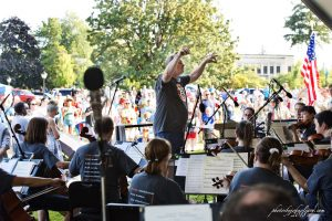 Olympia Symphony Orchestra Maestro in Action-