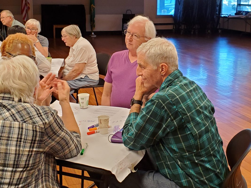 Senior Services for South Sound Adult Learning Collaberation