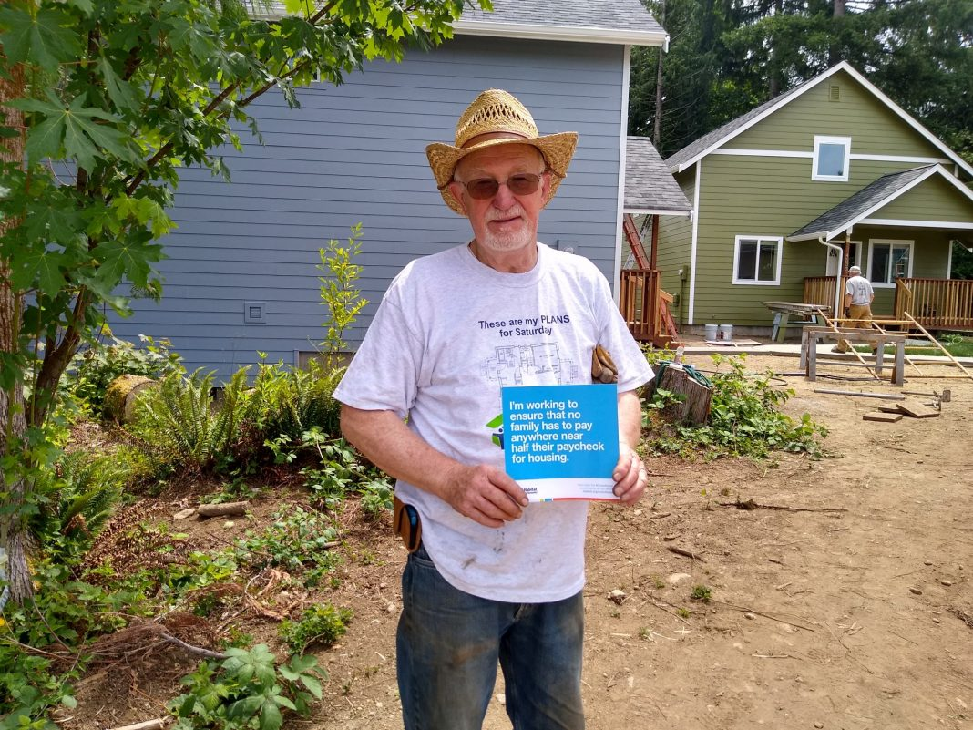 South Sound Habitat for Humanity Cost of Home Campaign Thurston County Housing