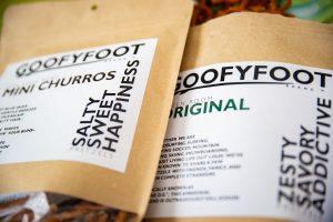 Spuds Produce Market Goofyfoot Pretzels Varities