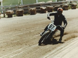 Town and Country Dyno Steve Ron Sr Racing Flat Track Chehalis 89