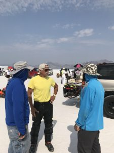 Town and Country Dyno Steve Salt Flats Round Table