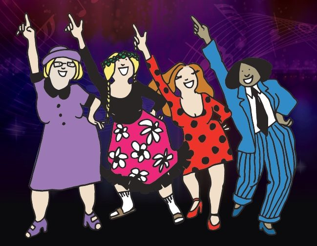 Menopause The Musical has been performed in front of over 15 million people across 16 countries since its first show in 2001. Photo credit: Menopause The Musical