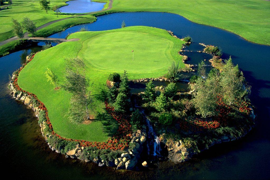 Whatcom County Golf Courses Homestead Farms