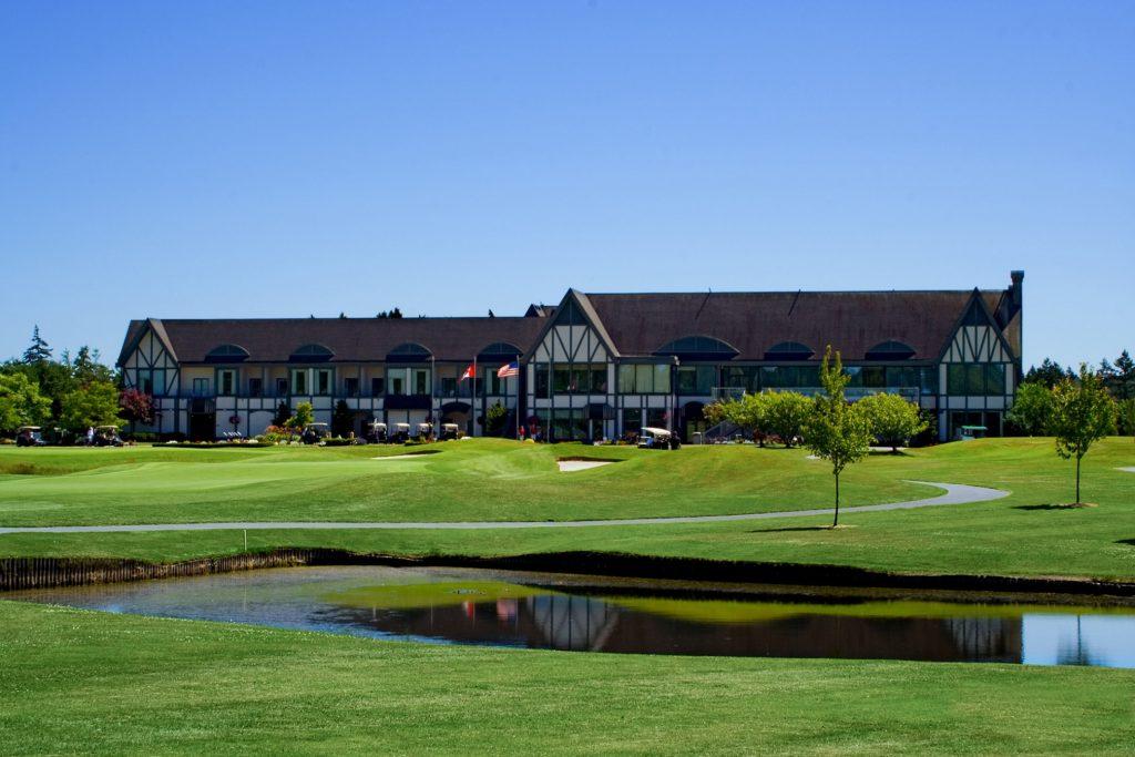 Whatcom County Golf Courses Loomis Trail