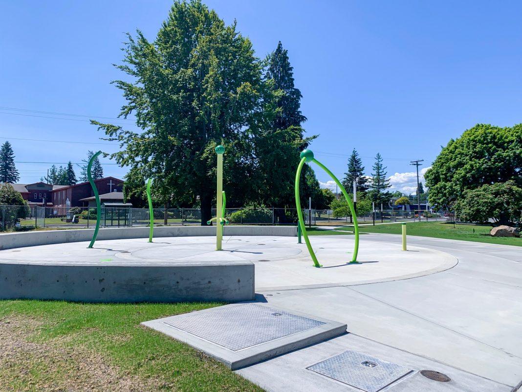 Olympia Spray Ground