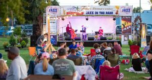 Yelm Jazz in the Park