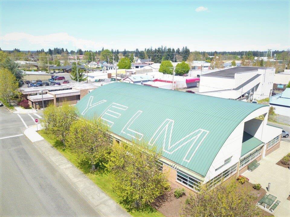 Yelm New City Hall Areal Image 2019