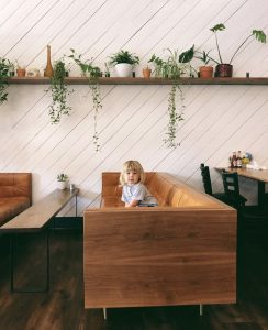 BITS Cafe family friendly dining olympia