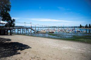 Boston Harbor Marina Beach