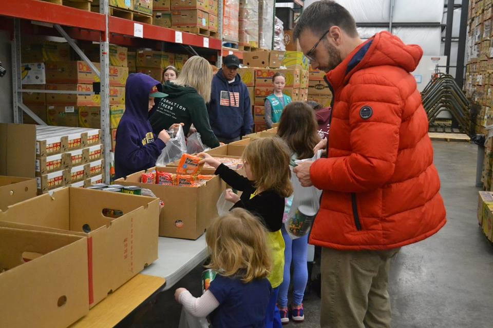 Caring Kids Food Bank