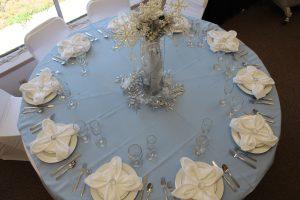Celebrations Winter Tablescape