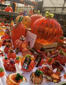 Fall Activites in Olympia Northwest Glass Pumpkin Patch Lacey