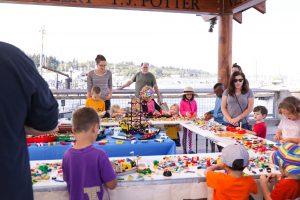 Lego Fun At Harbor Days