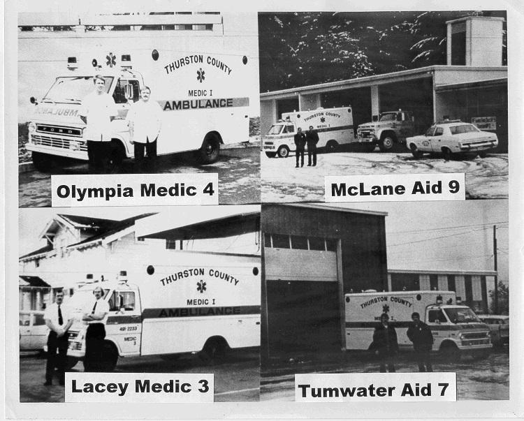 Medic One 45th Anniversary