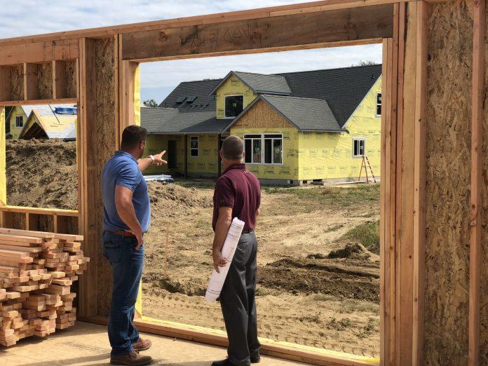 Northwest Home Team Construction Site