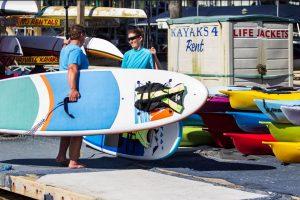 Olympia Washington Paddleboarding westbay paddleboard