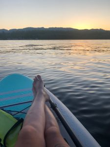 Where to Paddleboard in Tumwater and Surrounding Area