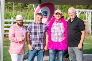 Real Men Wear Pink American Cancer Society 2