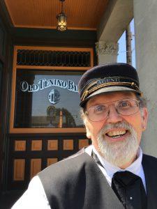 Richard Edwards Tenino City Historian