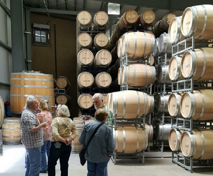 Senior Services For South Sound Trips and Tours Winery Tour