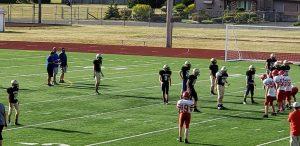 Kids at Football