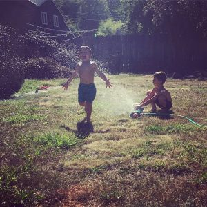 Sprinkler Fun